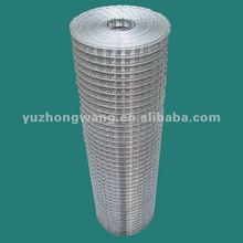 16 gauge 1 inch Galvanized Welded Wire Mesh (Hot sale!!!)
