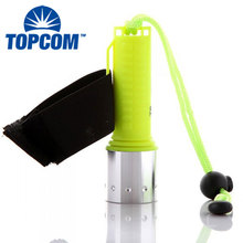 Scuba LED Torch Underwater Diving Flashlight Waterproof Handheld Dive Light
