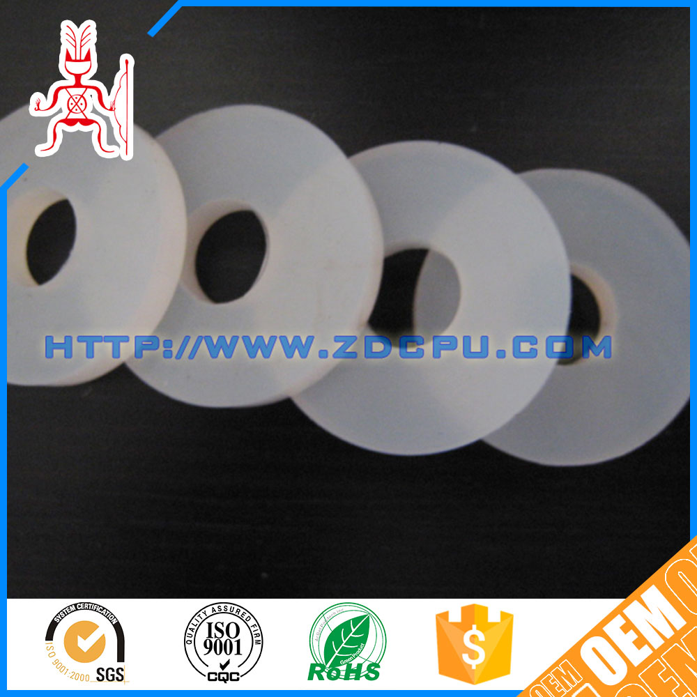 Injection molding eco-friendly mechanical seal rubber gasket