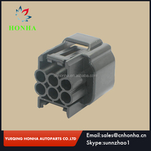 6 pin female waterproof connector for Toyo-ta Honda Buick Audi Nissans Volvo FORD BENZ fiat chrysler suzuki