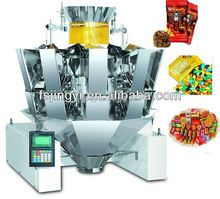 automatic candy quantitative weighing filling machine