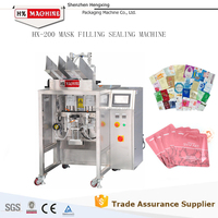 Facial Mask Production Machine filling machine