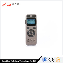 2017 Support Playback VOX Audio Sound Proof Digital Voice Recorder with display
