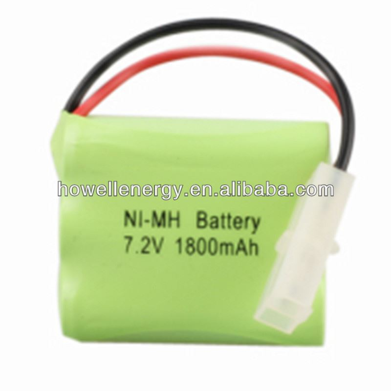 Ni-Mh AAA 1000MAH Consumer Batteries for cordless phone