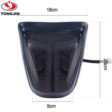 Motorcycle LED Rear Light Tail Light for Vespa sprint and Primavera