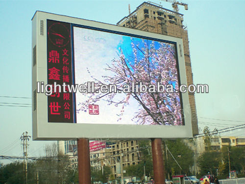 Best hot now!!!!outdoor giant big project p25/p31.25,ph31.25 full color outdoor video led screen billboard display