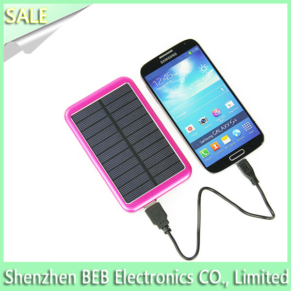 Popular solar battery charger for iphone 4g