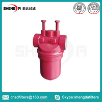 SD LPF series hydac replacement inline oil filter