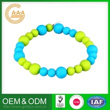 Custom Made Wholesale Price Non-Toxic Soft Silicone Beads