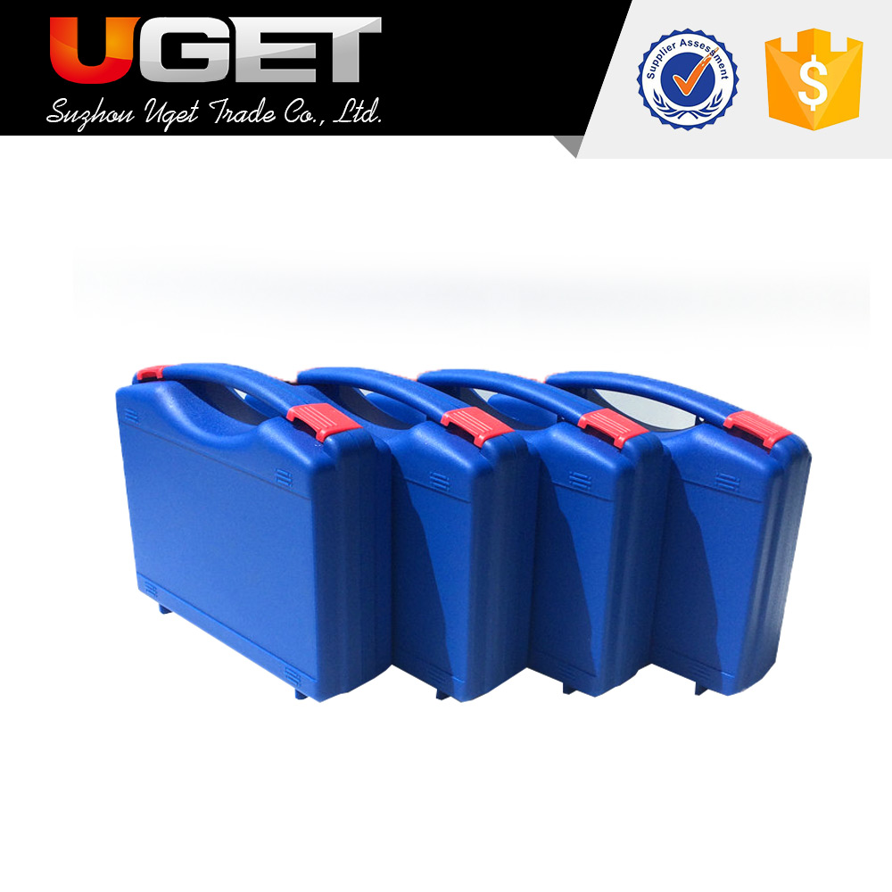 China supplier export simple plastic instrument carry tool box