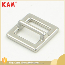 Competitive price nickel metal shoulder adjustable buckles for strap