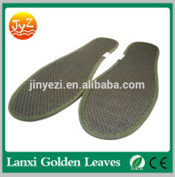 Soft massage insole Fiber bamboo Charcoal health care diabetic inserts