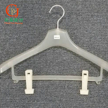 Best wire customized logo clothes hanger by sea