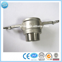 "4"" stainless steel type B fast joint/coupling/camlock"