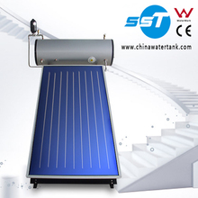 Solar boiler solar water heating panel price