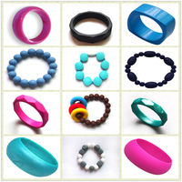 Custom Words Meaningful Silicone Bracelet To Promotion Diabetes