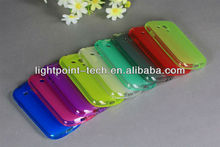 Mobile phone protective TPU cover case case for samsung galaxy s3 mini i8190 case