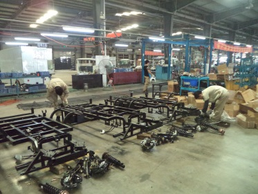 Chassis Fitting Assembling