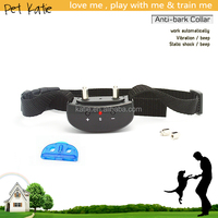 Premium Customized Top Selling Vibration Bark Control Dog Collars