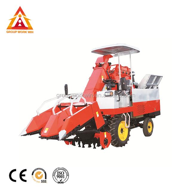 Agriculture Farm Corn Harvester Machine