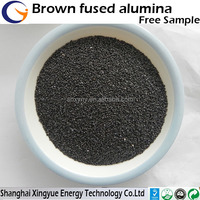 First/second/third grade abrasive/refractory calcined fused alumina brown fused alumina/brown corundum