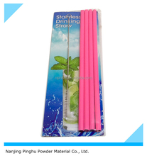 Eco-friendly Bright Pink Powder Coating with High Decorative Property