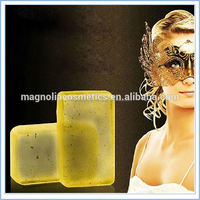 24K Gold Facial Whitening Soap