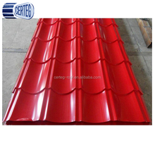 steel rooing tile construction materials