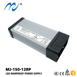 cctv switching 12v 150w rainproof IP65 power supply for outdoor