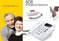 elderly care products No Voice Mail SOS Emergency Telephone corded telephone