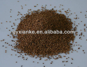 High Quality Natural Filter Media Walnut Shell For Metallurgy