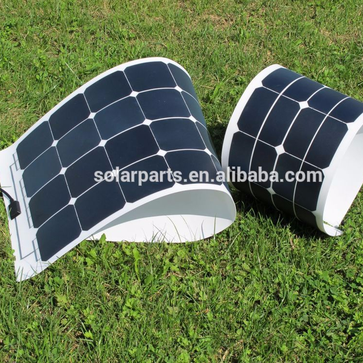 High efficiency SUN POWER 100W fabric folding solar <strong>panel</strong>