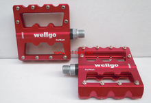 Hot selling CNC machined bicycle pedal from WELLGO agent
