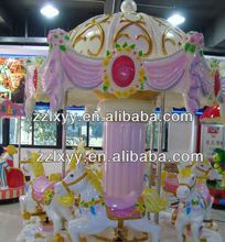 2013the newest mechanical merry go round carousel for sale
