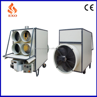 EXO YB-EXT-20B portable diesel room heater, oil heater
