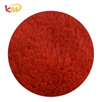 High quality rabbit furs skin fabric factory price