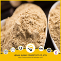 Air dried ginger powder made from pure fresh yellow ginger
