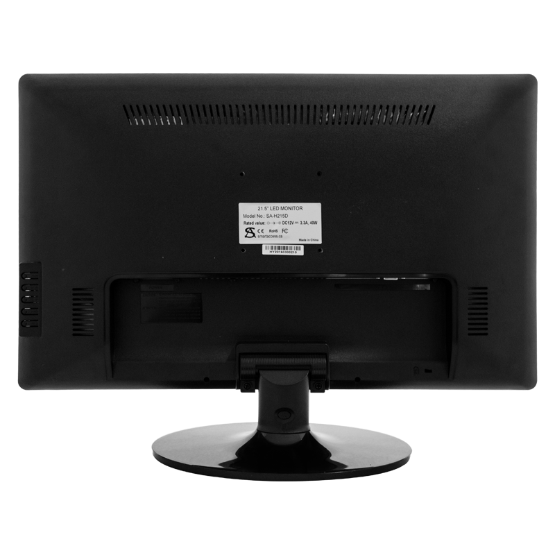 Hot selling led 21.5 inch pc monitor