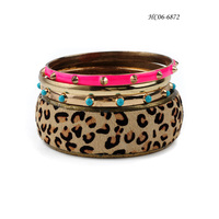 New model horse hair bangles amazon best selling with cheap wholesale bangles plated in gold bangle type bracelet