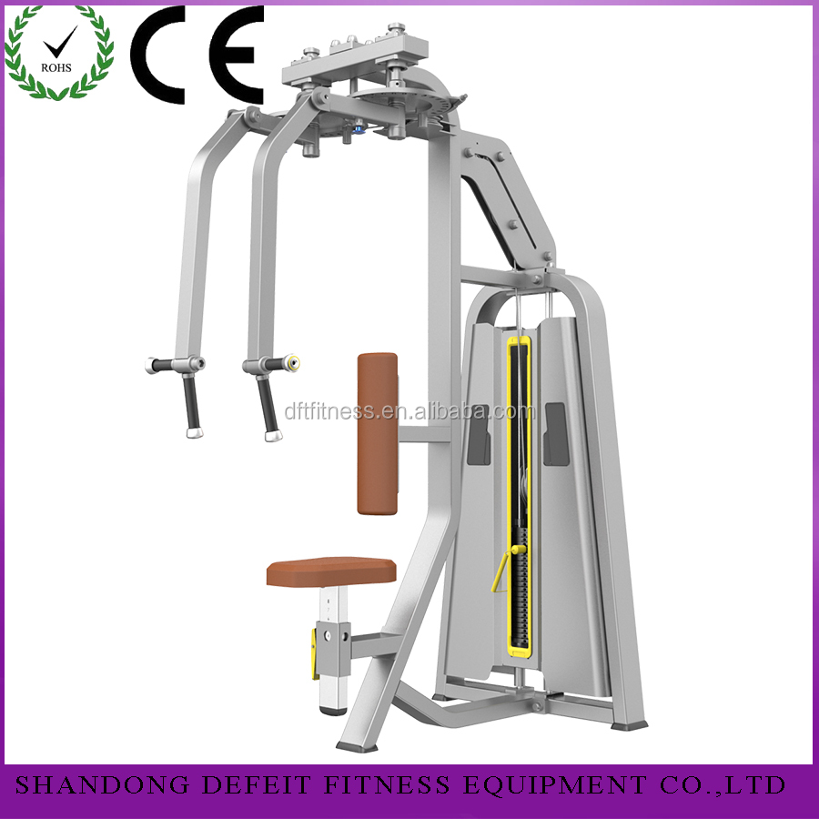 fitness& bodybuilding products /Integrated gym machine Shoulder Press Gym Equipment/dft-607/gym equipment names