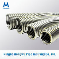 316 Stainless Steel Flexible Flue Pipes