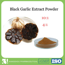 Hot Sale Natrual fermented black garlic extract Powder