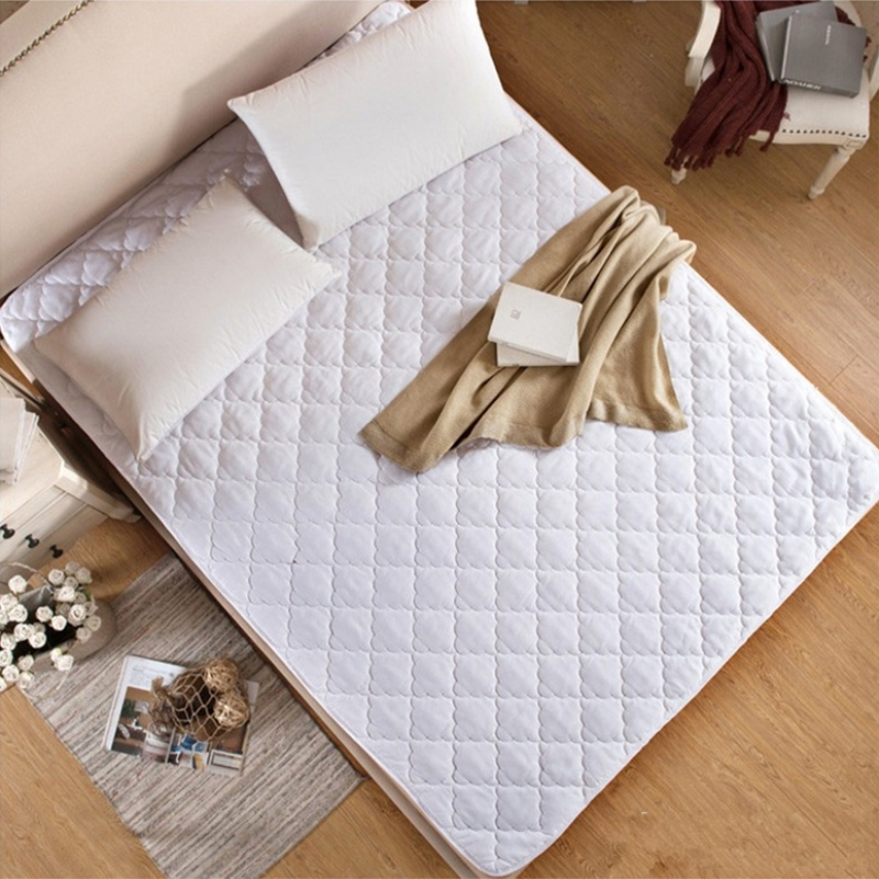 Factory Wholesale High Quality Hypoallergenic Waterproof Baby Crib Mattress Pad