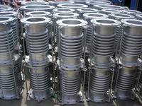 internal pressure type bellows expansion joints sleeve types of pipe joints