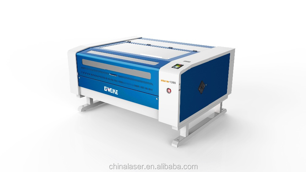 hot sale high quality and low price CNC 80W Storm1390 CO2 laser tube cutter machine