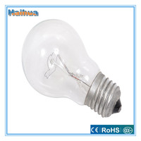 40W 60W clear frosted incandescent light bulb Incandescent bulbs