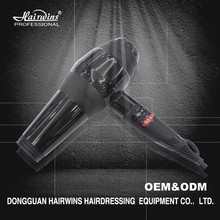 Factory salon commercial hanging 2300w hair dryers with low noise for hotel bathroom