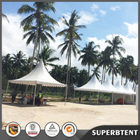Newest Big Decor canopy gazebo marquee tent malaysia