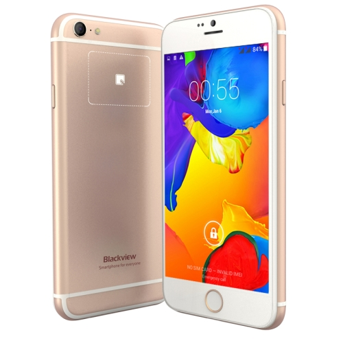 Coupon Code Blackview Ultra A6 8GB, Network: 3G,4.7 inch Android 4.4 MTK6582M Quad Core 1.3GHz, RAM: 1GB(Gold)