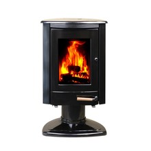 Direct factory Modern european ceramic avaiable cast iron cheap wood stoves for sale